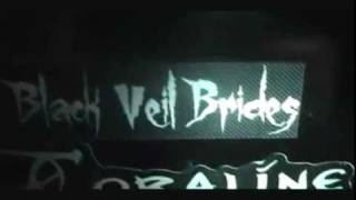 BLACK VEIL BRIDES BVB FIRST YEAR