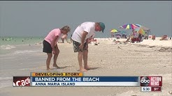 Anna Maria Island fed up with tourists