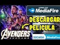 Descargar Avengers Endgame Español Latino HD Película Completa 2019 (Link de descarga Mediafire)
