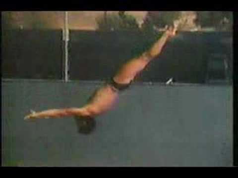 Greg Louganis - Poetry in Air