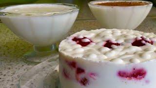 Творожный десерт БЛАНМАНЖЕ. Нежный и легкий как облако!