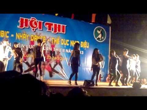 Nhom nhay THPT Kien Luong - LK dance