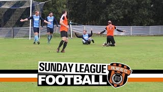Sunday League Football - WHAT WAS HE THINKING??