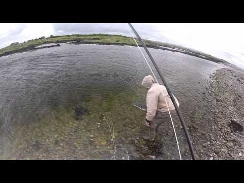 SEA TROUT ON THE FLY - SWFF IRELAND