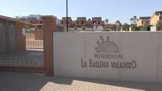Новостройки в Испании таунхаусы и дома в Ла-Нусии, урбанизация La Ballena Varadero от застройщика