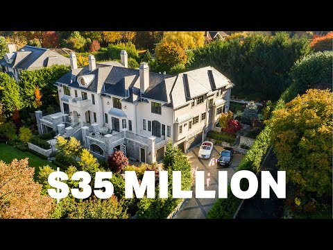 3490 Pine Crescent, Shaughnessy, Vancouver West// $35,000,000