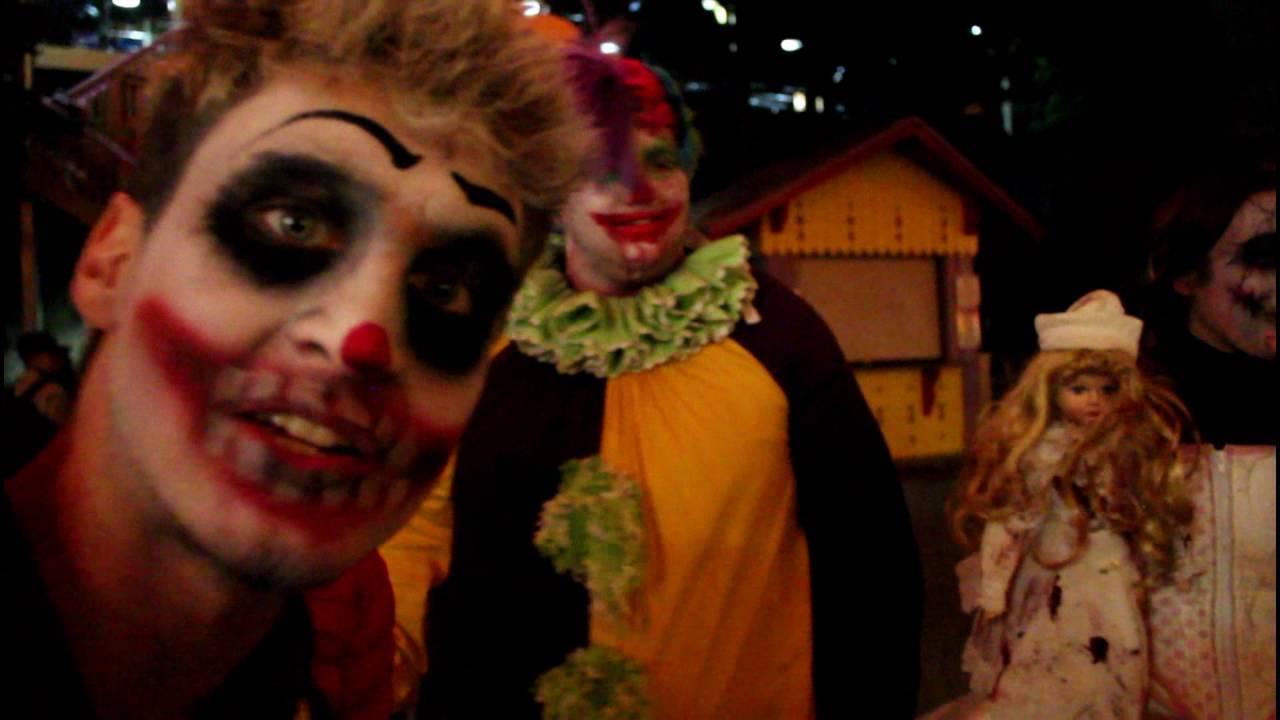 halloween haunt 2016 at canada's wonderland - youtube