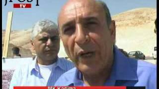 Jpost Video: MK Shaul Mofaz at E-1: Israel must continue to build in settlement blocks