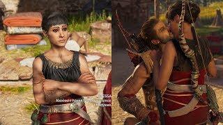Assassin's Creed Odyssey Odessa Romance (Alexios)