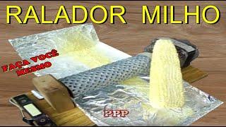 COMO FAZER GROSSA PARA MADEIRA / RALADOR DE MILHO PASSO A PASSO COM SUCATA / RASP / ESCOFINA(Neste vídeo ensino com se faz uma ferramenta caseira muito útil em sua bancada, ateliê, hobby ou manutenção residencial, feita de maneira artesanal e ..., 2017-03-11T10:00:04.000Z)