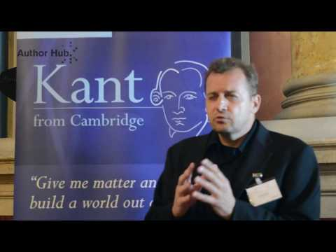 An interview with Robert Doran at the Kant Congress 2015, Part 1