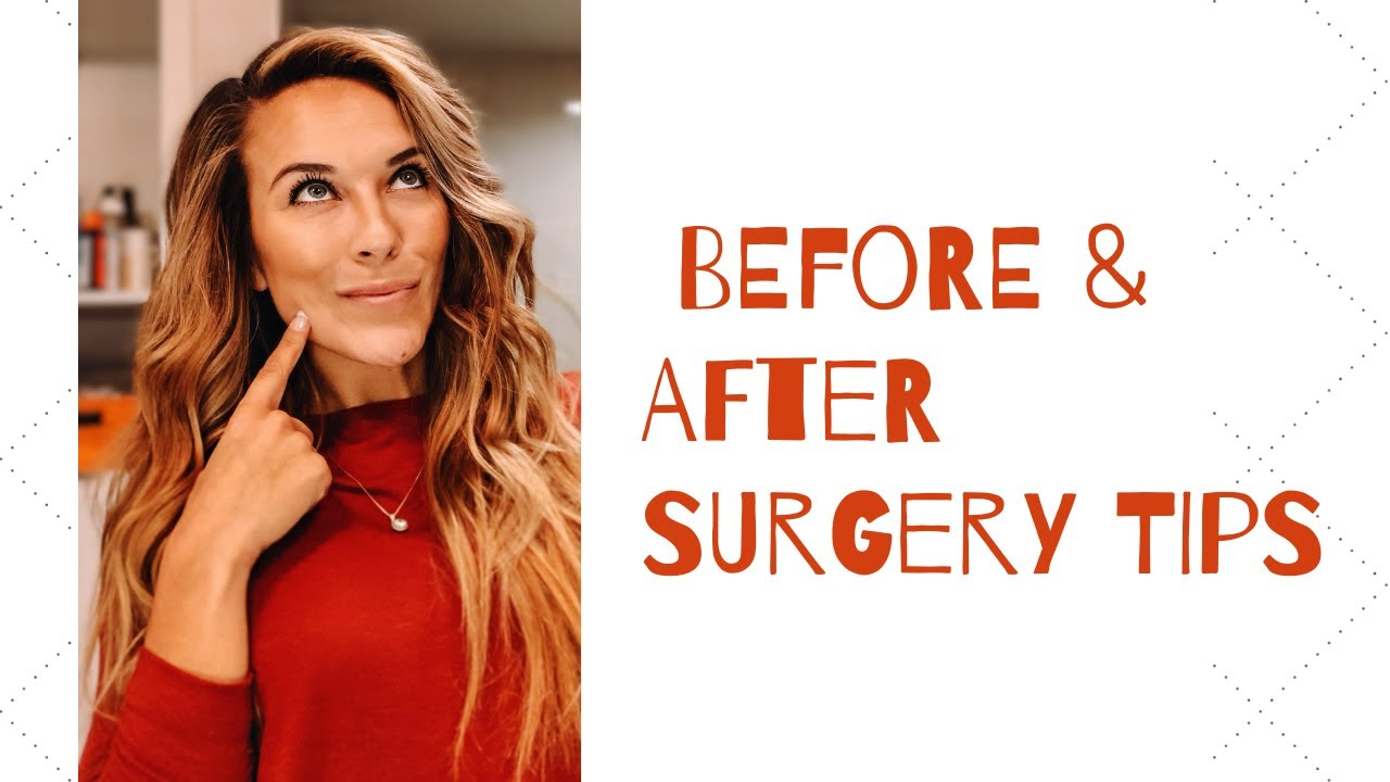 Download Before & After Surgery Tips