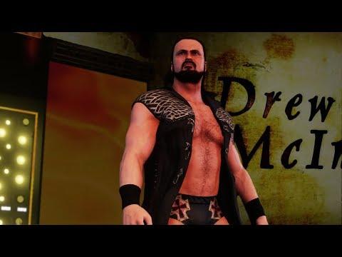 WWE 2K18 - Drew McIntyre