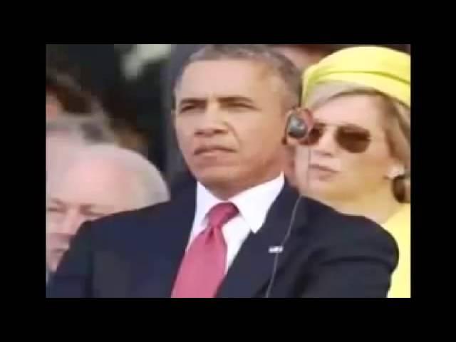 Смешные курьёзы преследуют американских президентов
