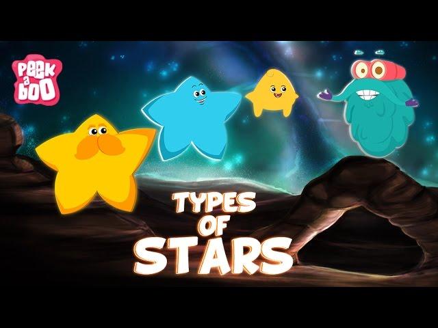 Types of Stars with Dr. Binocs