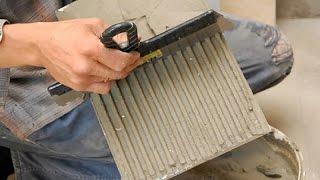 Облицовка стен керамической плиткой – как класть плитку на стену(Облицовка стен керамической плиткой – как класть плитку на стену Облицовка стен плиткой задача не простая..., 2014-10-24T12:12:04.000Z)