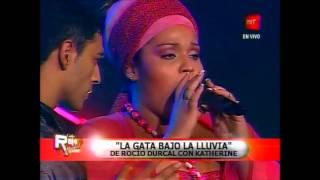 Download Katherine Orellana - La gata bajo la lluvia MP3 song and Music Video