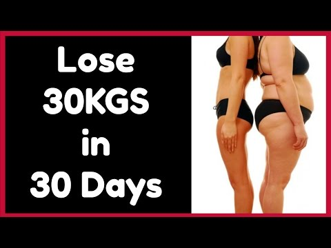 Oil Free To Lose Weight Fast 30kg In Days Month Plan For Quick Weight Loss
