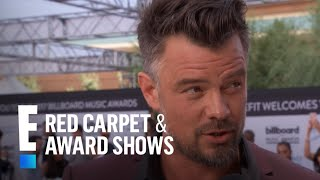 """Josh Duhamel Says Mark Wahlberg """"Is a Beast"""" 