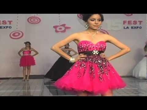 7f85764bdd Pasarela 15 Fest Expo - Mayo 2012 - YouTube