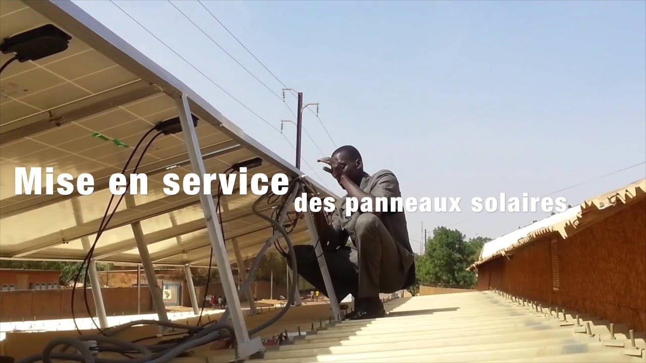 Générateur Solaire 230V - 6.000W - YouTube