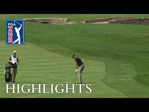 Ian Poulter's Highlights | Round 1 | Bridgestone 2018