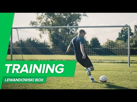Unisport Training #6 Become a Monster in the Box like Lewandowski I Lewandowski Box