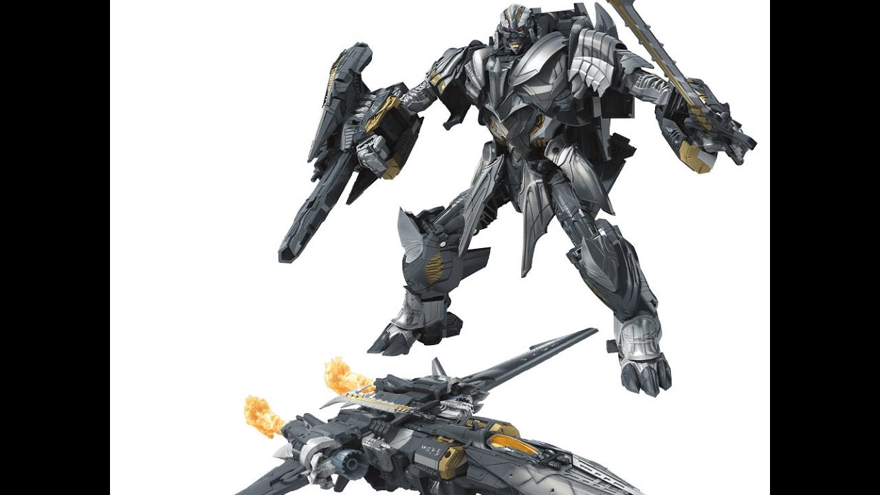 Игрушка робот трансформер Мегатрон - предводитель десептиконов .