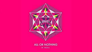 2NE1 - 'I Am The Best (Motorcycle Ver.)' 2014 ALL OR NOTHING [LIVE AUDIO]