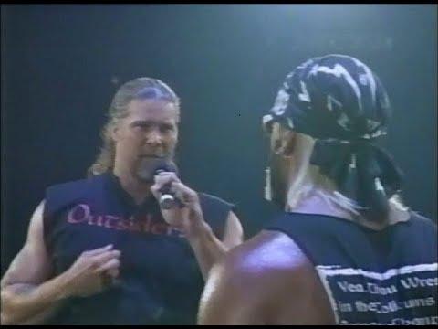 Kevin Nash & Hulk Hogan's heat in Dubya Cee Dubya