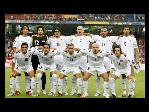 جيل العراق 2007 الذهبي شاهد تفوتكم احلى ذكريات العراق