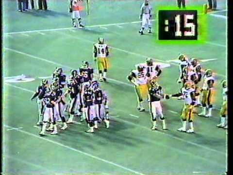 1983 CFL Eastern Final - Argos vs. Tiger-Cats, Part 18