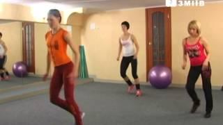 "Фитнес клуб ""Жираф"" урок №5"