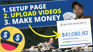 Complete Beginners Guide To Make Money with Facebook In-stream Ads