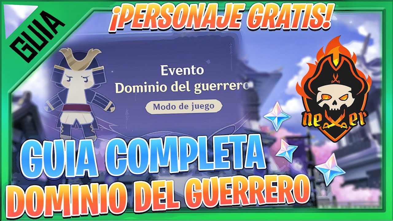 ¡CONSIGUE A XINYAN GRATIS! NUEVO Evento Principal GENSHIN IMPACT gameplay español | NEXER