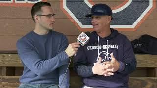 Carson-Newman Baseball: Tom Griffin Recaps No. 1 Tampa 2-16-20
