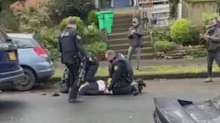 Driver hits 'multiple pedestrians' in SE Portland; 1 dead, 5 hurt