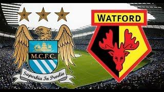 Manchester City Vs Watford 2 X 0