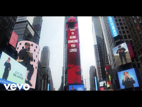 lewis-capaldi-someone-you-loved-lyric-video