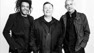 Ali Campbell with Astro & Mickey -  I