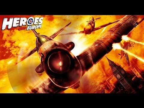 PS3 Classics 08 - Heroes Over Europe