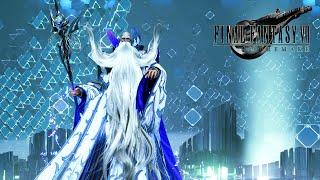 Final Fantasy 7: Intergrade (Yuffie DLC) - [Part 4 - Chadley \u0026 The Ramuh Summon] - No Commentary