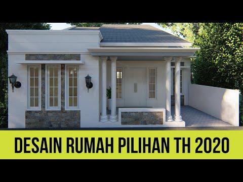 Desain Rumah Mewah 9 X 15 Meter Bergaya Klasik Modern | Classic House  Design - YouTube