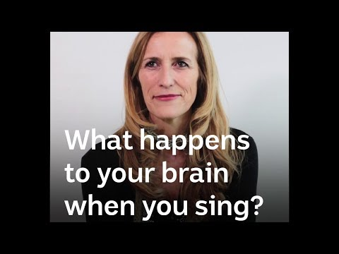 How Music Works: What Happens to your Brain when you Sing?