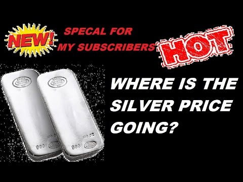 WHERE IS THE SILVER PRICE GOING