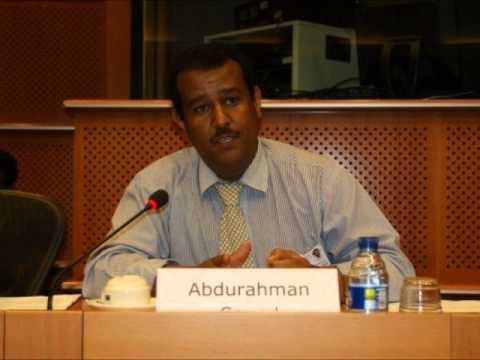 Voice of Eritrea Radio Interview with Mr. A/Rahman Sayed on the 21 January Pro-Democracy movement.