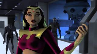 "BEWARE THE BATMAN ""Sacrifice"" Clip 2 Episode # 10 Cartoon Network DC COMICS Animated TV Series"