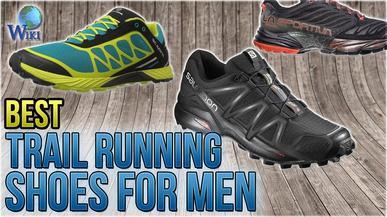10 Best Trail Running Shoes For Men 2018 - YouTube e60e22a8484