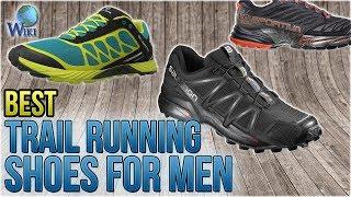 10 Best Trail Running Shoes For Men 2018