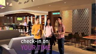 MOXY HOTELS - Vídeo Concepto: Nuevos Hoteles De Ikea By Marriot